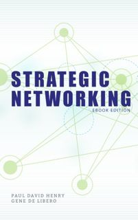 Strategic Networking book cover